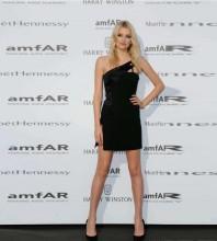 Black Slit Asymmetrical Mini Sleeveless One Shoulder Bandage Dress HT2406-Black
