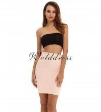 Pink Mini Lace Fashion Bandage Skirt HT0092-Pink
