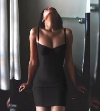 Women's Black Sexy Spaghetti Strap Sweetheart Neck Sleeveless Mini Bandage Dress PPH0025-Black