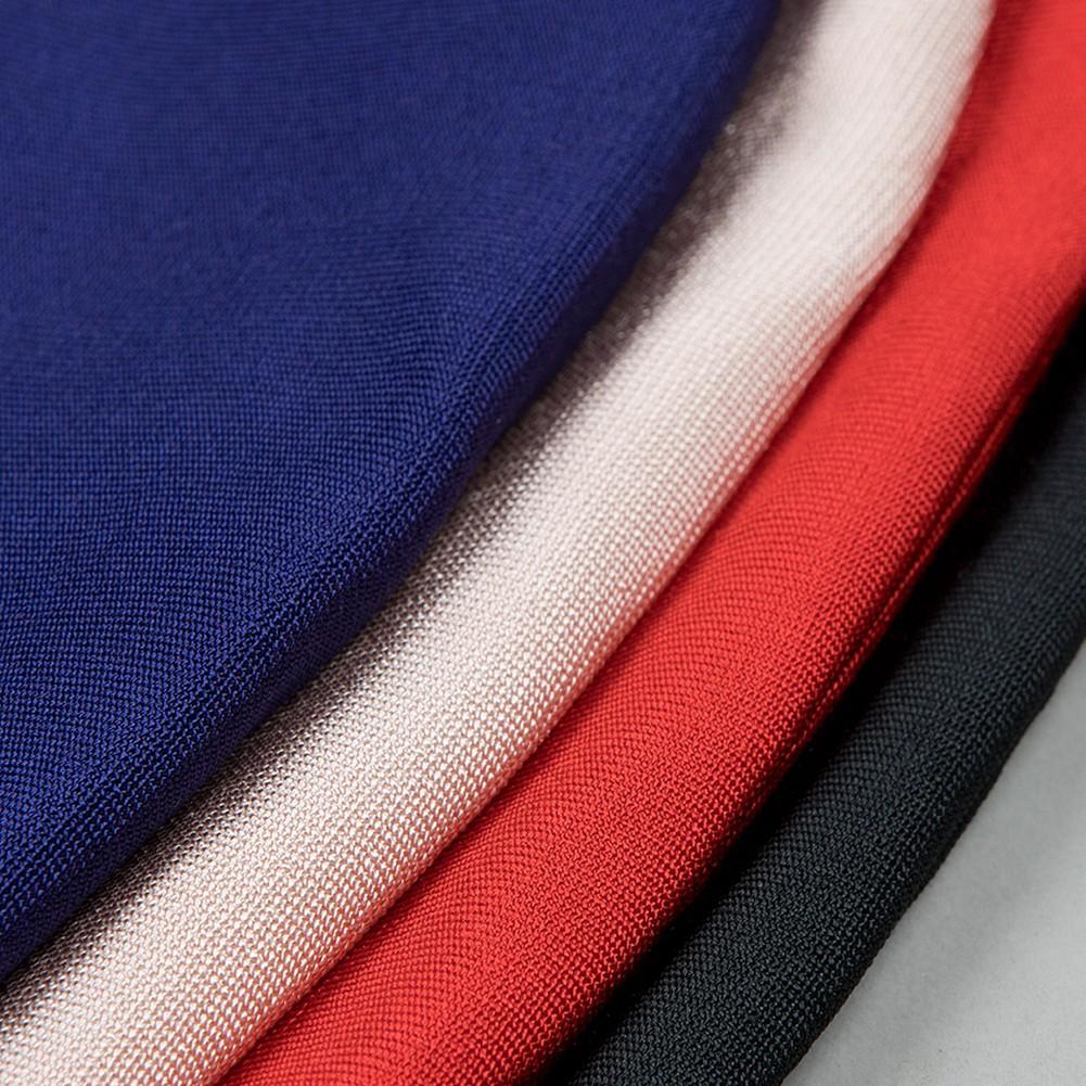 Blue Strapy Sleeveless 2 Piece Ruffled Back Cross Fashion Bandage Dress HB5303-Blue