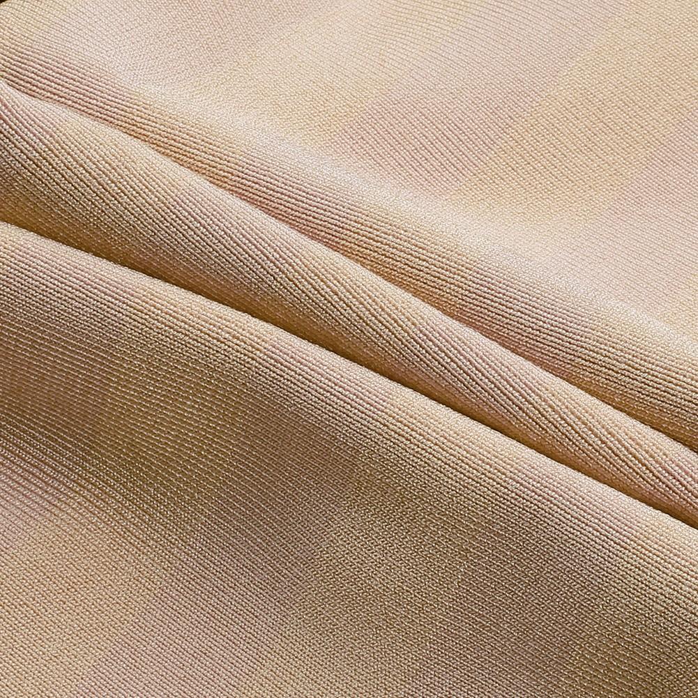 Rayon - Pink Strapy Sleeveless Maxi Jacquard Ultra Wide Leg Heavy Bandage Jumpsuit H0103-Pink