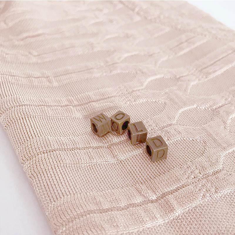 Nude High Quality Bandage Pants