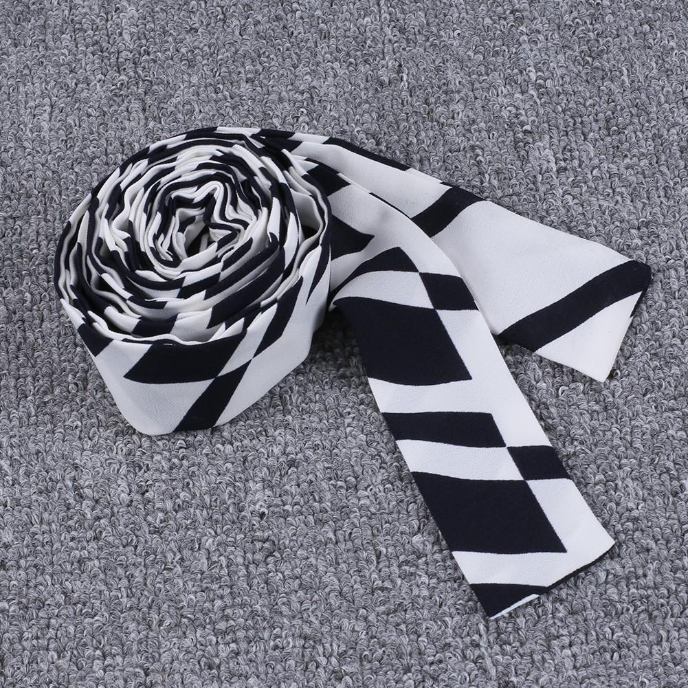 Black V Neck 3/4 Sleeve Maxi Printing Fashion Bodycon Jumpsuit HW302-Black