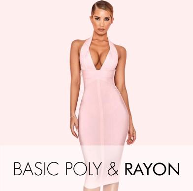 Basic Poly & Rayon
